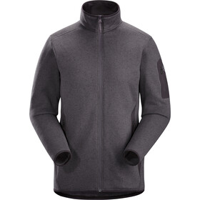 Arc'teryx Covert Cardigan Mujer, whiskey jack heather